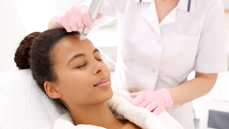 FHMC Microneedling Services